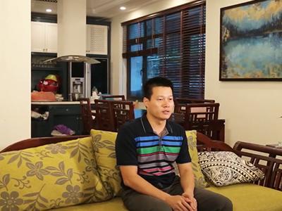 Anh Hoàng Anh - Chủ căn hộ tại Tam Trinh, Hoàng Mai, Hà Nội