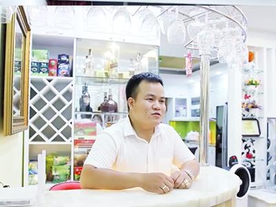 Anh Tháp - Chủ căn hộ tại Hoàng Mai, Hà Nội