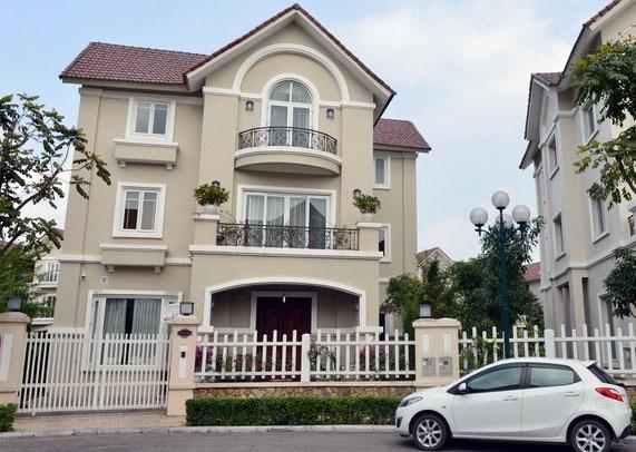 Biệt thự Đặng gia, Sài Đồng, Long Biên