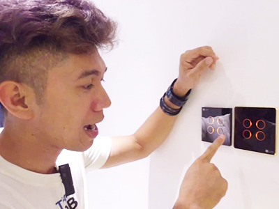 Nhà thông minh Lumi của nhạc sĩ Lương Bằng Quang