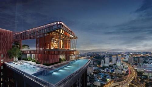 1253 căn hộ dự án trọng điểm Thái Lan lắp đặt nhà thông minh Lumi