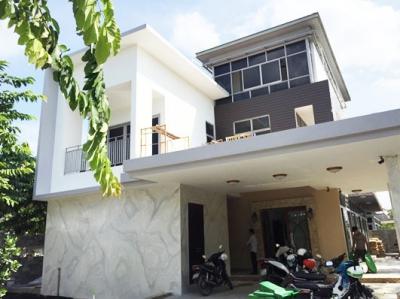 Biệt thự ven sông Sài Gòn, Bình Dương